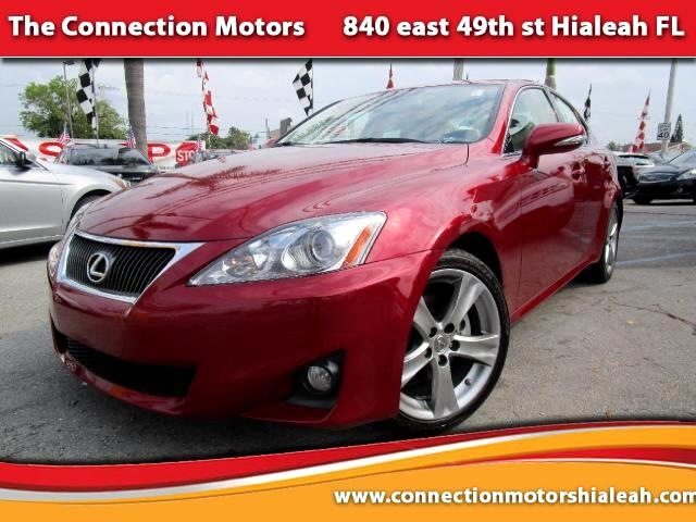 2013 Lexus IS GREAT SELECTION OF HIGH QUALITY VEHICLES AT THE LOWEST PRICE WE FINANCE EVERYBODY C