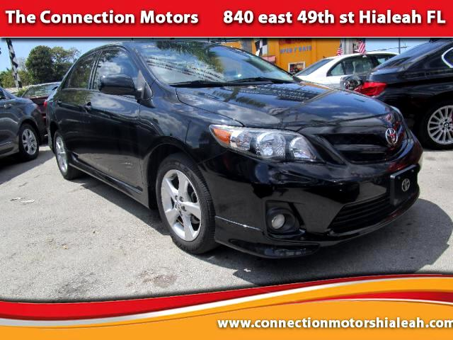 2011 Toyota Corolla GREAT SELECTION OF HIGH QUALITY VEHICLES AT THE LOWEST PRICE WE FINANCE EVERYB