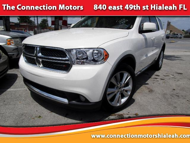 2012 Dodge Durango GREAT SELECTION OF HIGH QUALITY VEHICLES AT THE LOWEST PRICE WE FINANCE EVERYBO