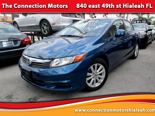 2012 Honda Civic GREAT SELECTION OF HIGH QUALITY VEHICLES AT THE LOWEST PRICE WE FINANCE EVERYBODY