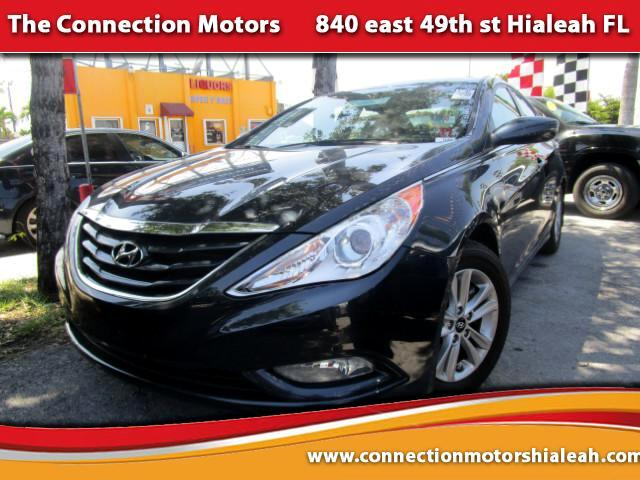 2013 Hyundai Sonata GREAT SELECTION OF HIGH QUALITY VEHICLES AT THE LOWEST PRICE WE FINANCE EVERYB