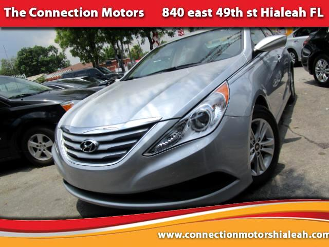 2014 Hyundai Sonata GREAT SELECTION OF HIGH QUALITY VEHICLES AT THE LOWEST PRICE WE FINANCE EVERYB