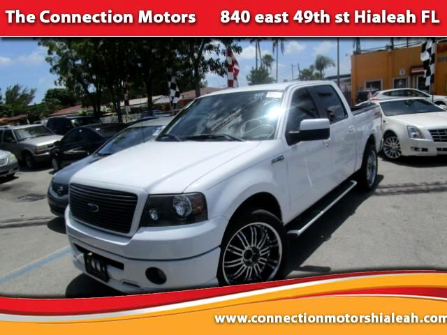 2007 Ford F-150 GREAT SELECTION OF HIGH QUALITY VEHICLES AT THE LOWEST PRICE WE FINANCE EVERYBODY