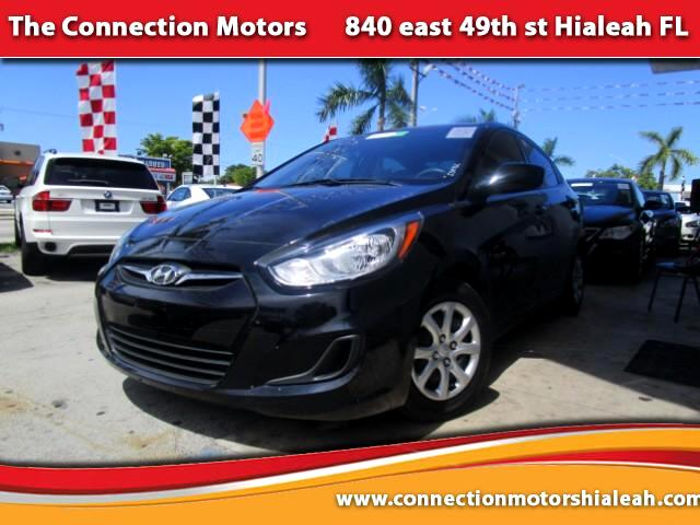 2013 Hyundai Accent GREAT SELECTION OF HIGH QUALITY VEHICLES AT THE LOWEST PRICE WE FINANCE EVERYB