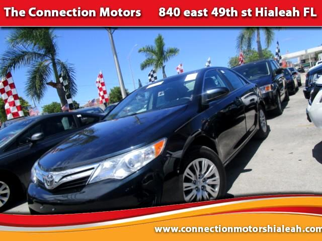 2012 Toyota Camry GREAT SELECTION OF HIGH QUALITY VEHICLES AT THE LOWEST PRICE WE FINANCE EVERYBOD