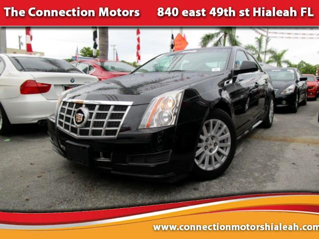 2012 Cadillac CTS GREAT SELECTION OF HIGH QUALITY VEHICLES AT THE LOWEST PRICE WE FINANCE EVERYBOD