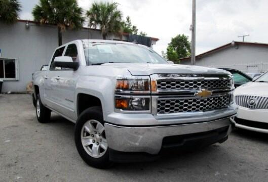 2015 Chevrolet Silverado 1500 GREAT SELECTION OF HIGH QUALITY VEHICLES AT THE LOWEST PRICE WE FINA