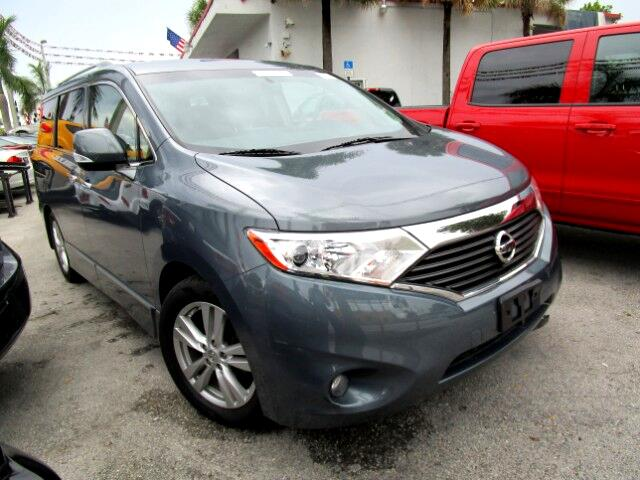 2012 Nissan Quest GREAT SELECTION OF HIGH QUALITY VEHICLES AT THE LOWEST PRICE WE FINANCE EVERYBOD
