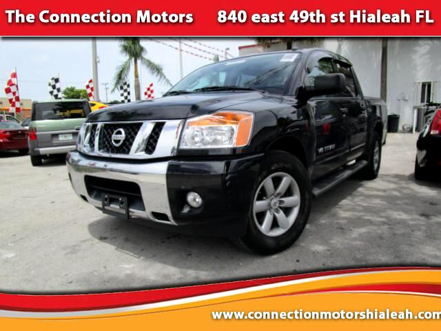 2014 Nissan Titan GREAT SELECTION OF HIGH QUALITY VEHICLES AT THE LOWEST PRICE WE FINANCE EVERYBOD