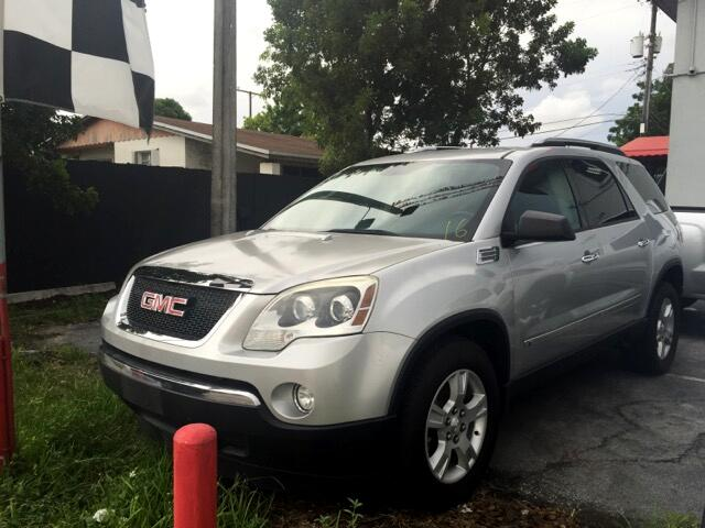 2009 GMC Acadia GREAT SELECTION OF HIGH QUALITY VEHICLES AT THE LOWEST PRICE WE FINANCE EVERYBODY