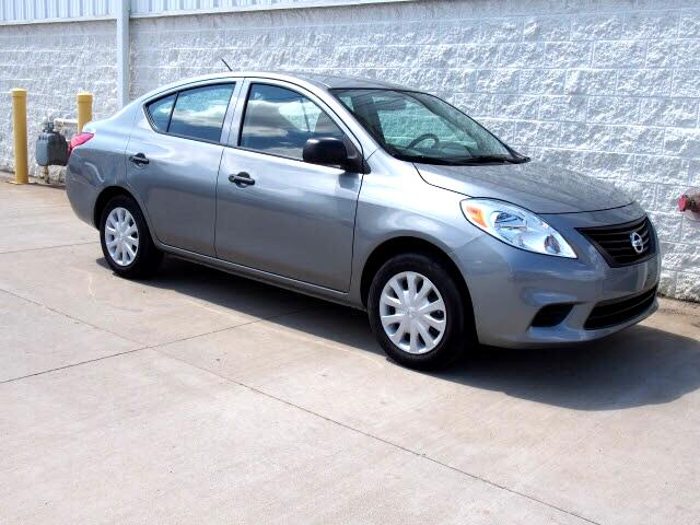 2014 Nissan Versa GREAT SELECTION OF HIGH QUALITY VEHICLES AT THE LOWEST PRICE WE FINANCE EVERYBOD