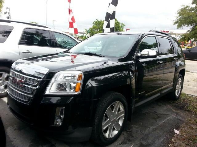 2012 GMC Terrain GREAT SELECTION OF HIGH QUALITY VEHICLES AT THE LOWEST PRICE WE FINANCE EVERYBODY
