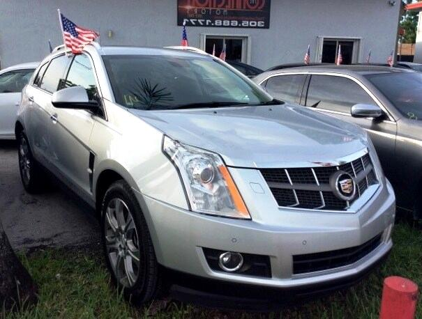 2012 Cadillac SRX GREAT SELECTION OF HIGH QUALITY VEHICLES AT THE LOWEST PRICE WE FINANCE EVERYBOD