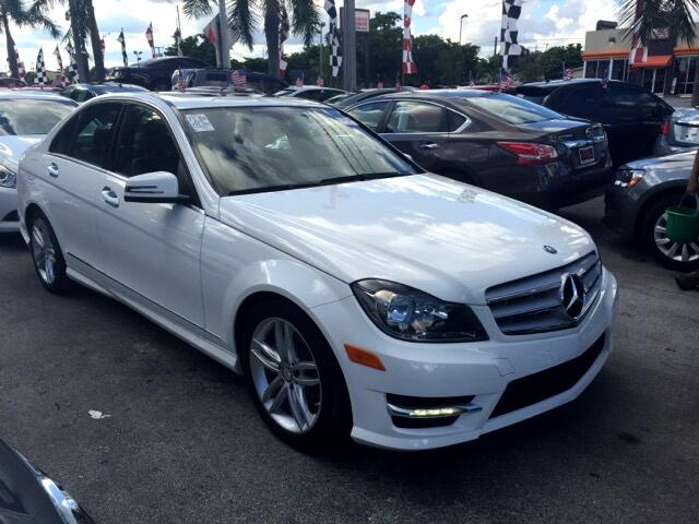 2013 Mercedes C-Class GREAT SELECTION OF HIGH QUALITY VEHICLES AT THE LOWEST PRICE WE FINANCE EVER