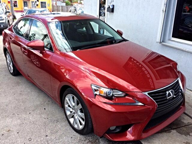 2014 Lexus IS GREAT SELECTION OF HIGH QUALITY VEHICLES AT THE LOWEST PRICE WE FINANCE EVERYBODY C