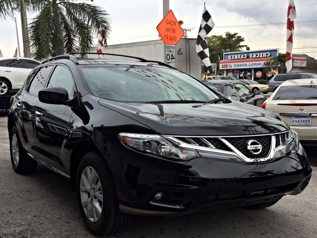 2012 Nissan Murano GREAT SELECTION OF HIGH QUALITY VEHICLES AT THE LOWEST PRICE WE FINANCE EVERYBO