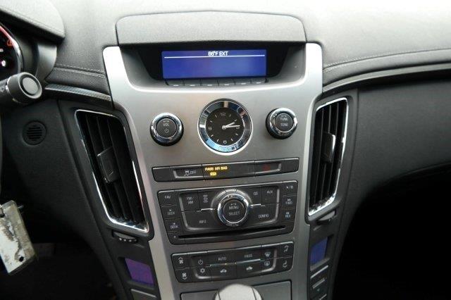 2012 Cadillac CTS Base