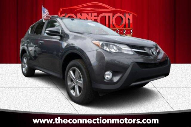 2015 Toyota RAV4 GREAT SELECTION OF HIGH QUALITY VEHICLES AT THE LOWEST PRICE WE FINANCE EVERYBODY
