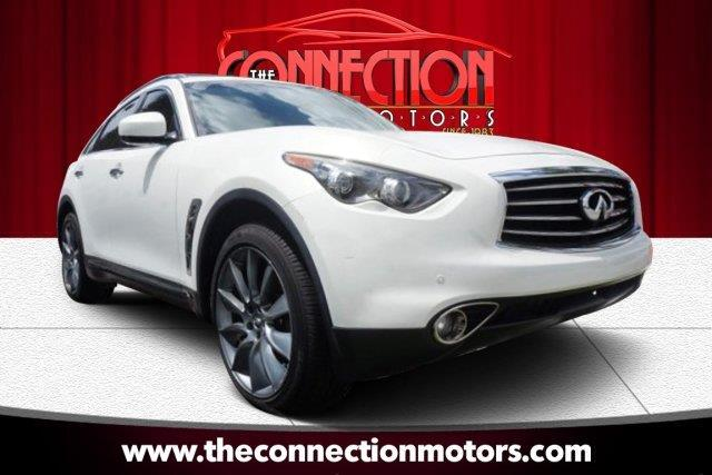 2013 Infiniti FX GREAT SELECTION OF HIGH QUALITY VEHICLES AT THE LOWEST PRICE WE FINANCE EVERYBODY