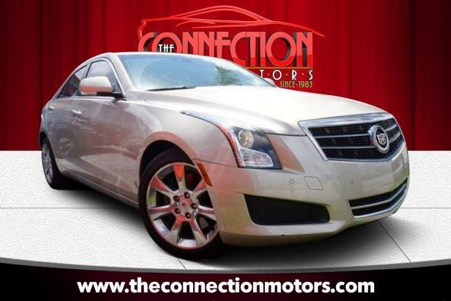 2013 Cadillac ATS GREAT SELECTION OF HIGH QUALITY VEHICLES AT THE LOWEST PRICE WE FINANCE EVERYBOD