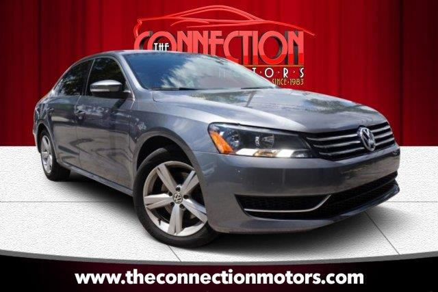 2013 Volkswagen Passat GREAT SELECTION OF HIGH QUALITY VEHICLES AT THE LOWEST PRICE WE FINANCE EVE