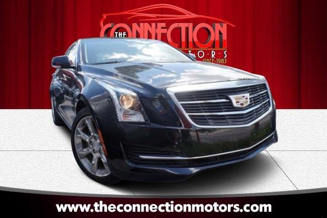 2016 Cadillac ATS GREAT SELECTION OF HIGH QUALITY VEHICLES AT THE LOWEST PRICE WE FINANCE EVERYBOD