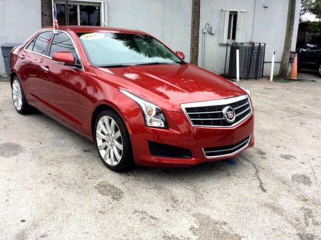 2014 Cadillac ATS GREAT SELECTION OF HIGH QUALITY VEHICLES AT THE LOWEST PRICE WE FINANCE EVERYBOD