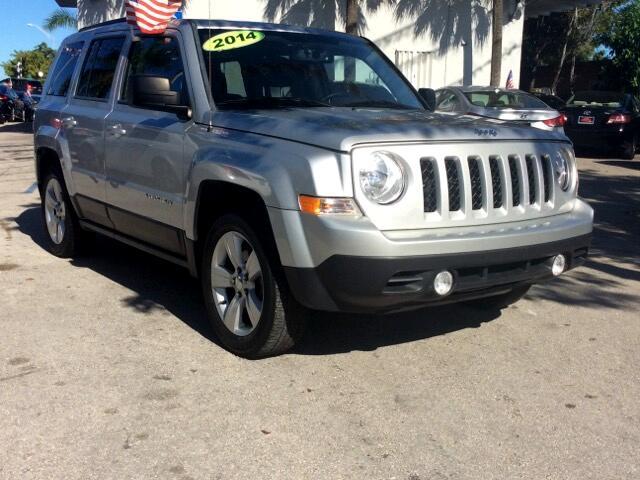 2014 Jeep Patriot GREAT SELECTION OF HIGH QUALITY VEHICLES AT THE LOWEST PRICE WE FINANCE EVERYBOD