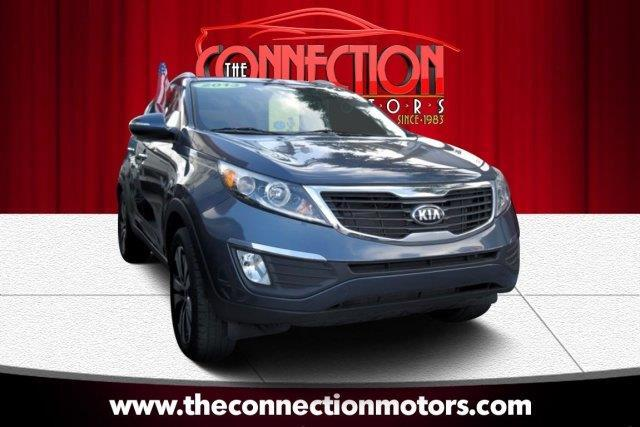 2013 Kia Sportage GREAT SELECTION OF HIGH QUALITY VEHICLES AT THE LOWEST PRICE WE FINANCE EVERYBOD
