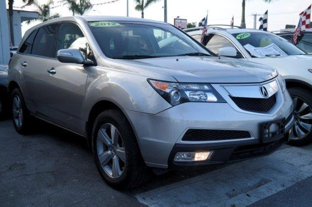 2012 Acura MDX GREAT SELECTION OF HIGH QUALITY VEHICLES AT THE LOWEST PRICE WE FINANCE EVERYBODY C