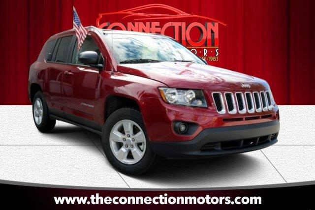2015 Jeep Compass GREAT SELECTION OF HIGH QUALITY VEHICLES AT THE LOWEST PRICE WE FINANCE EVERYBOD