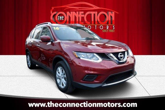 2016 Nissan Rogue GREAT SELECTION OF HIGH QUALITY VEHICLES AT THE LOWEST PRICE WE FINANCE EVERYBOD