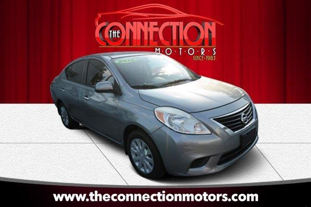 2012 Nissan Versa GREAT SELECTION OF HIGH QUALITY VEHICLES AT THE LOWEST PRICE WE FINANCE EVERYBOD