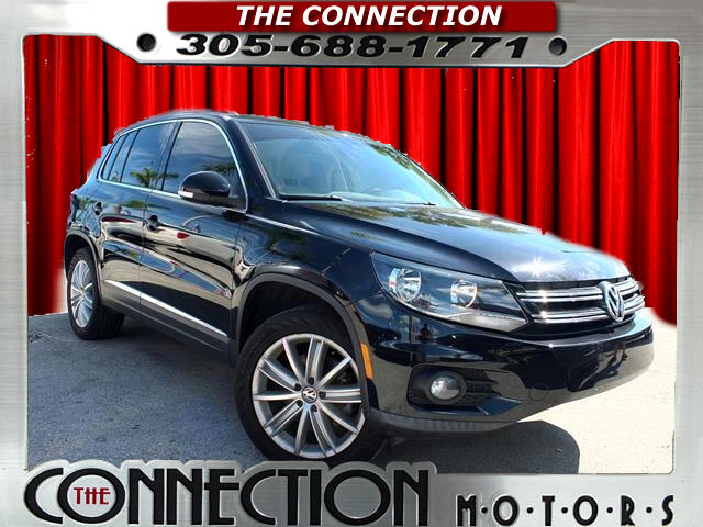2012 Volkswagen Tiguan GREAT SELECTION OF HIGH QUALITY VEHICLES AT THE LOWEST PRICE WE FINANCE EVE