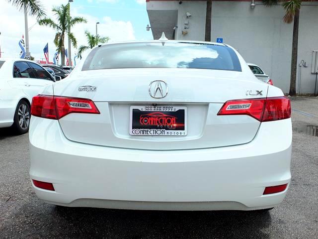 2014 Acura ILX 5-Spd AT