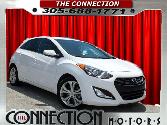 2014 Hyundai Elantra GT Manual
