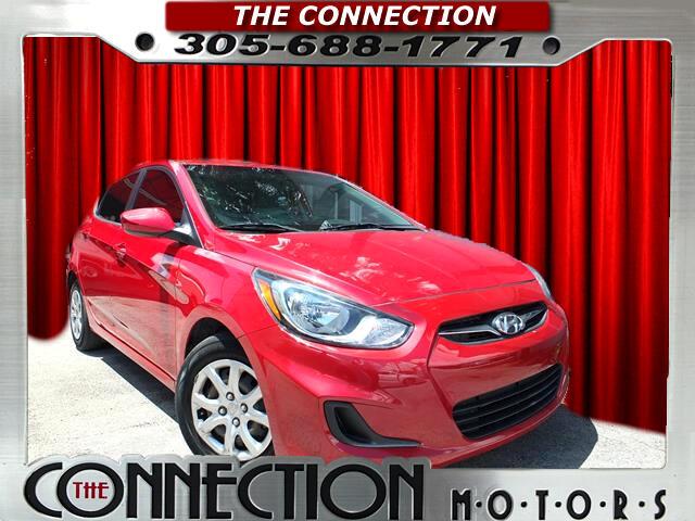 2014 Hyundai Accent GS 5-Door
