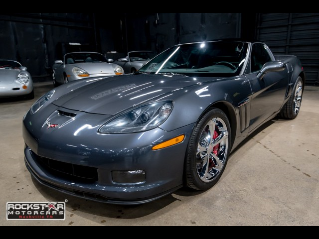 2013 Chevrolet Corvette GS Coupe 1LT