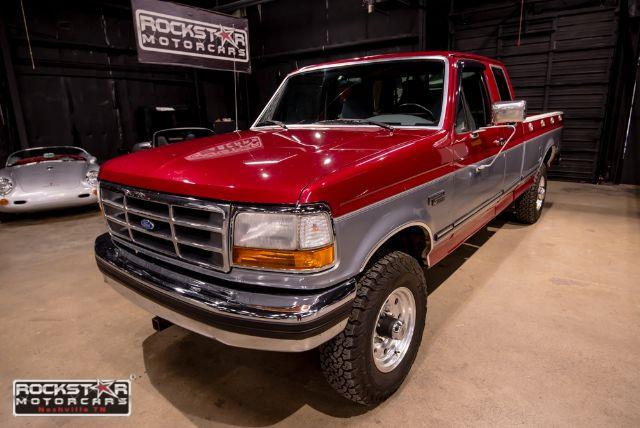 1995 Ford F-250 SuperCab 4WD