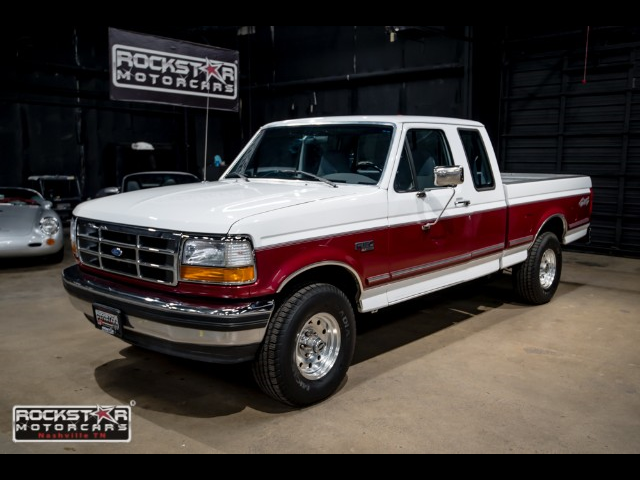 1995 Ford 150 XL SuperCab Short Bed 4WD