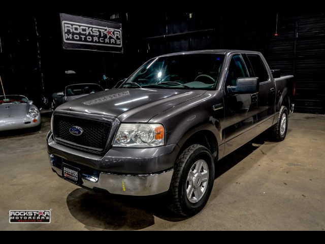 2004 Ford 150 XLT SuperCrew 2WD