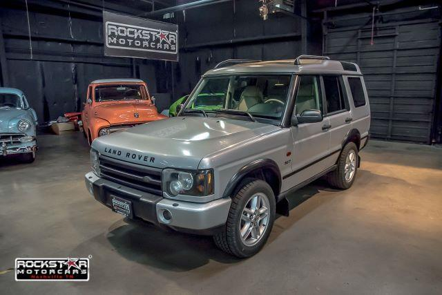 2003 Land Rover Discovery SE7