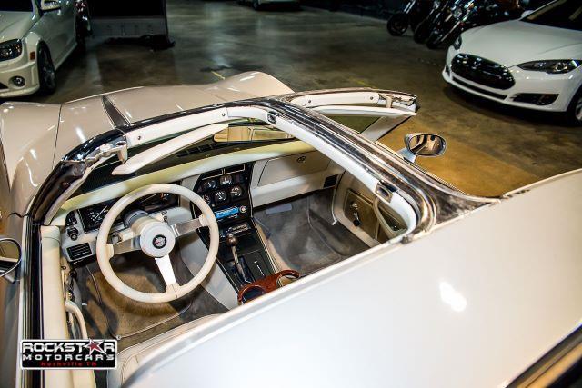 1978 Chevrolet Corvette Silver Anniversary