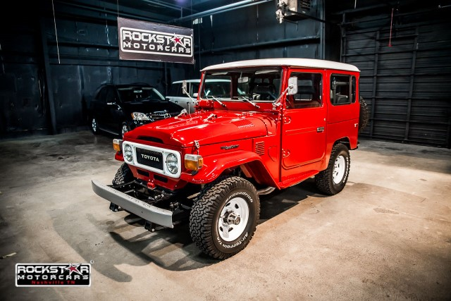 1980 Toyota Land Cruiser 4WD