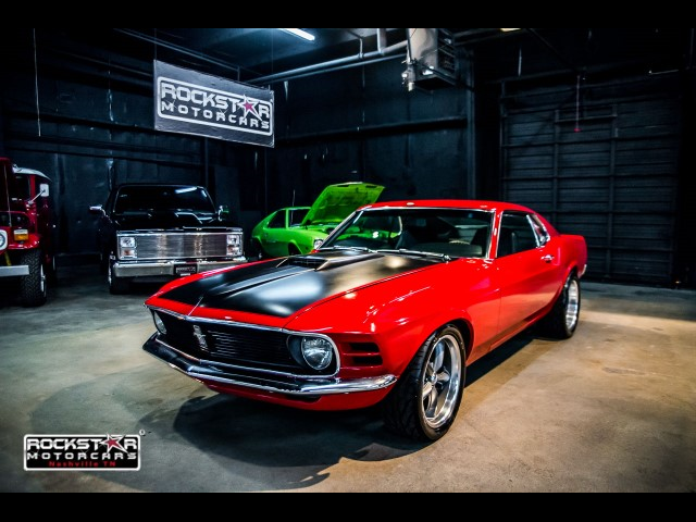 1970 Ford Mustang Mach 1 Premium
