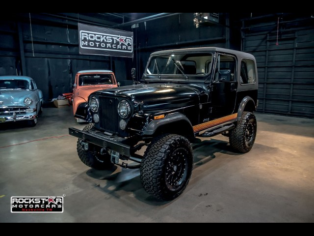 1985 AMC CJ7 Base