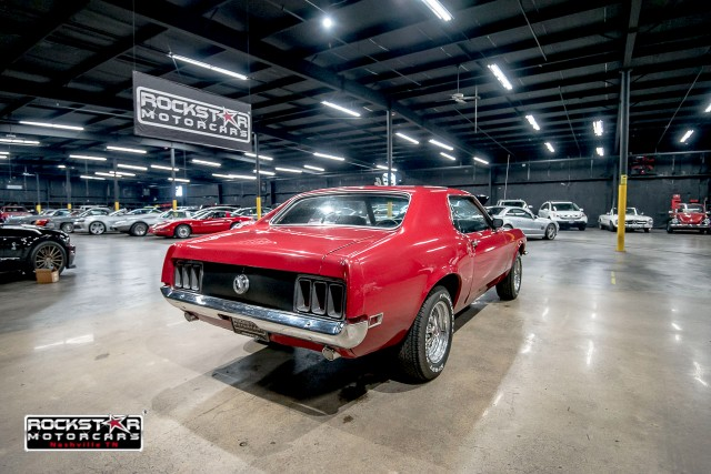 1970 Ford Mustang 2dr Cpe