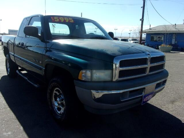 1998 Dodge Ram 1500 Quad Cab 6.5-ft. Bed 4WD