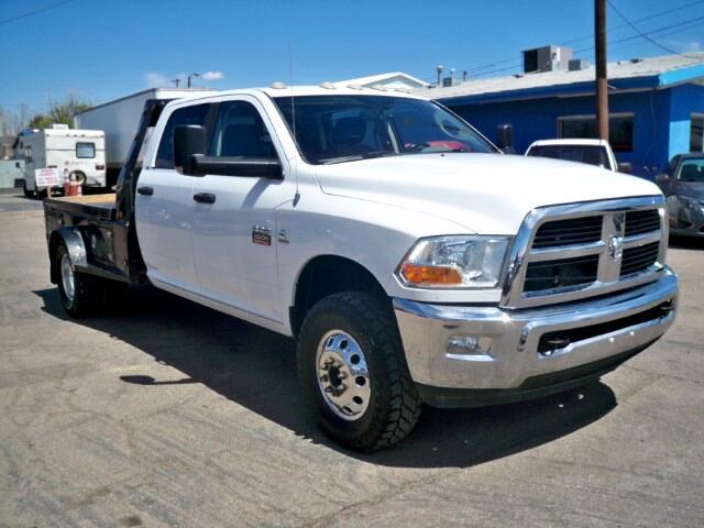 2011 Dodge Ram 3500 Crew Cab DRW 2WD