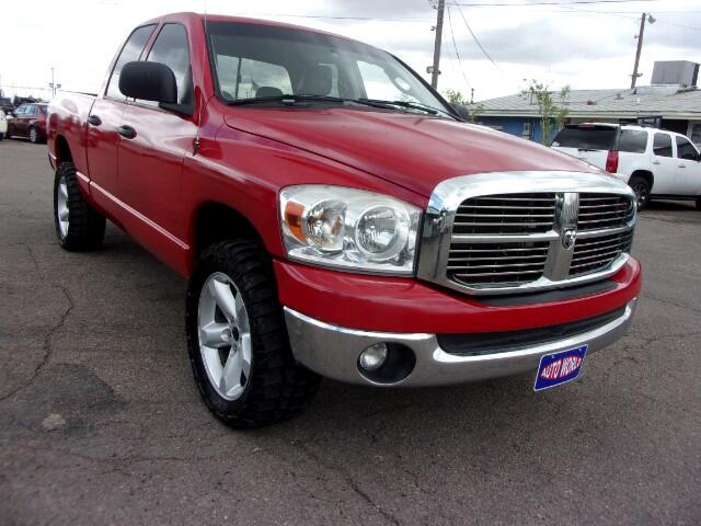 2008 Dodge Ram 1500 SXT Quad Cab Long Bed 4WD